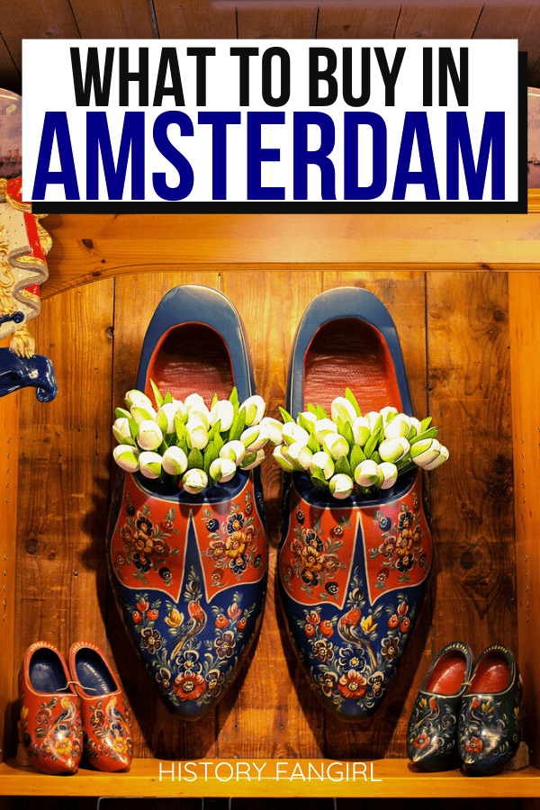 Amsterdam Souvenirs and Gifts What to Buy in Amsterdam