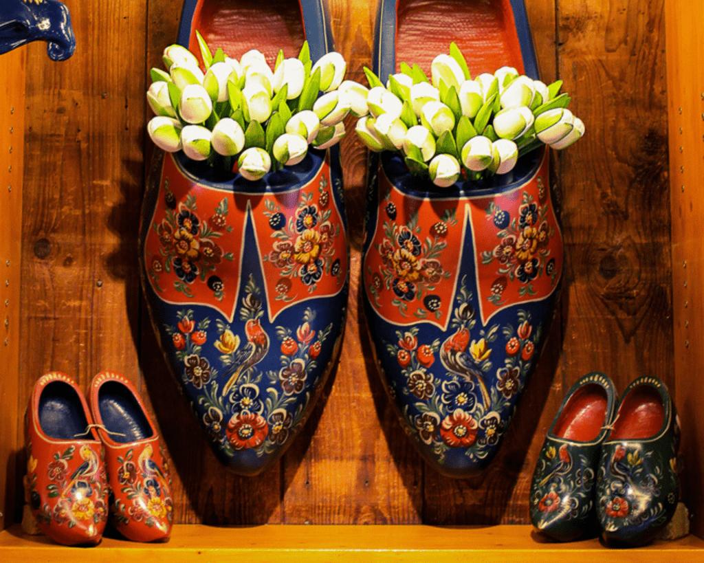 The Netherland - Amsterdam - Clog - Shutterstock