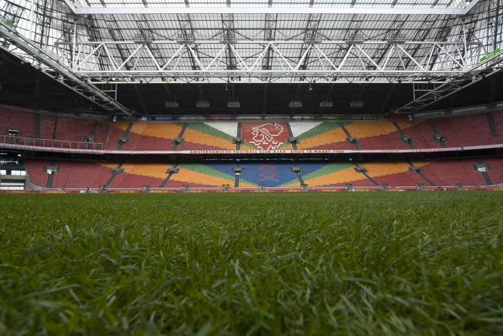 The Netherlands - Amsterdam - Ajax Stadium