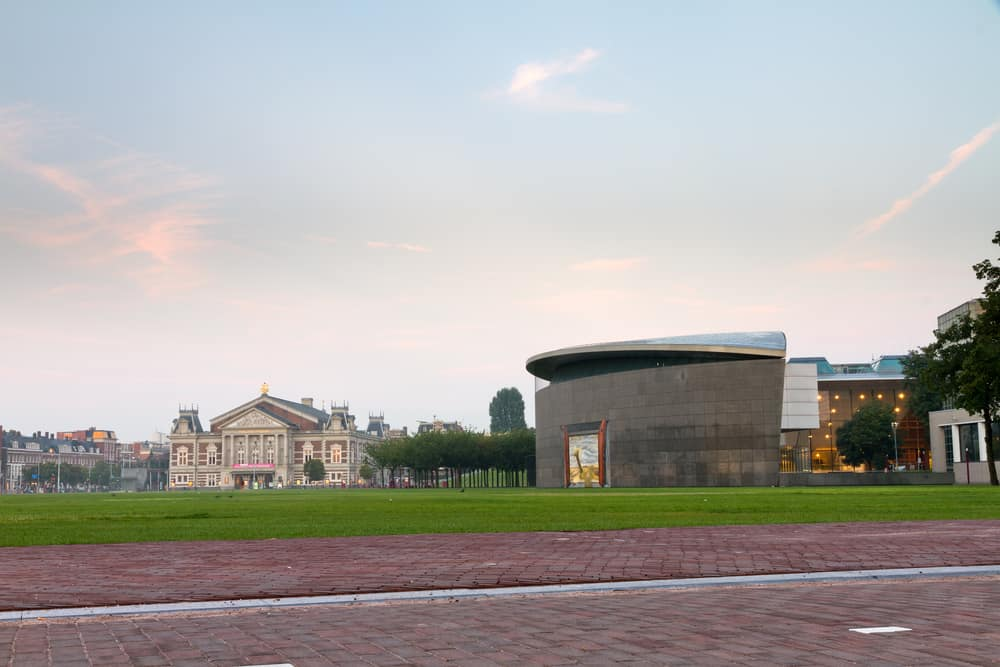 The Netherlands - Amsterdam - Van Gogh Museum