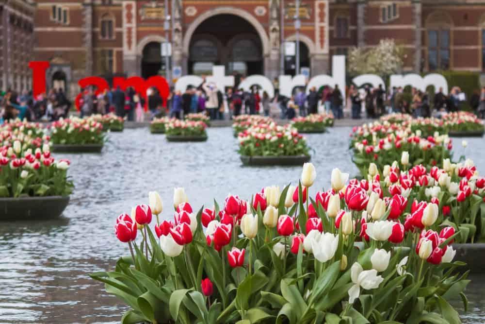 The Netherlands - Amsterdam - Amsterdam Sign