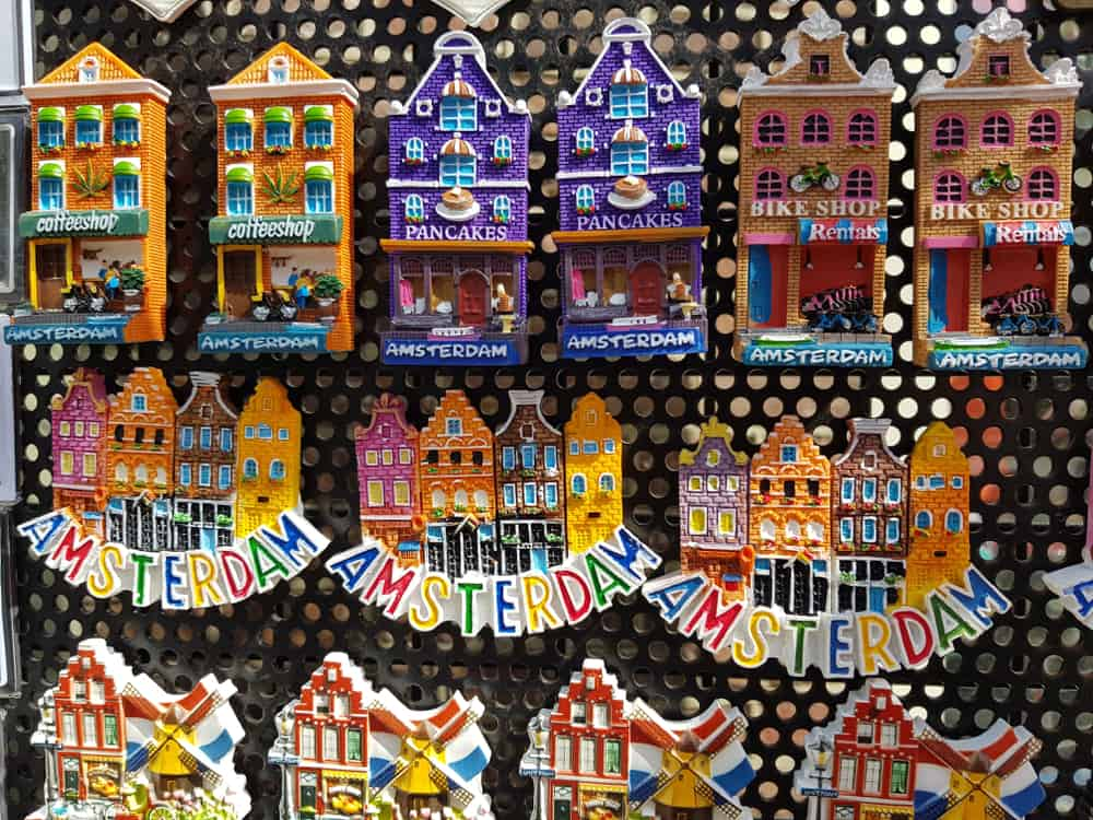 The Netherlands - Amsterdam - Souvenir Shop