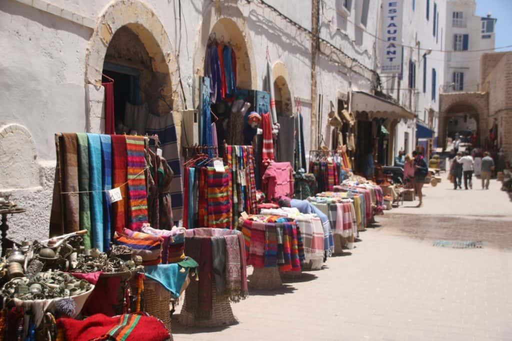 Essaouira shopping