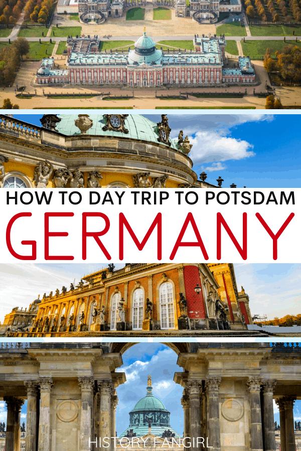 Potsdam from Berlin