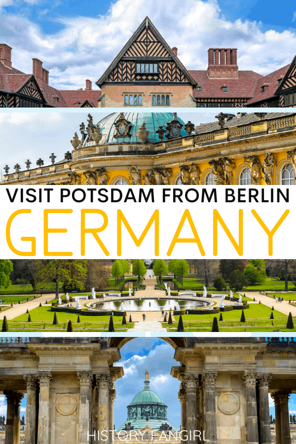 Day Trip to Potsdam from Berlin