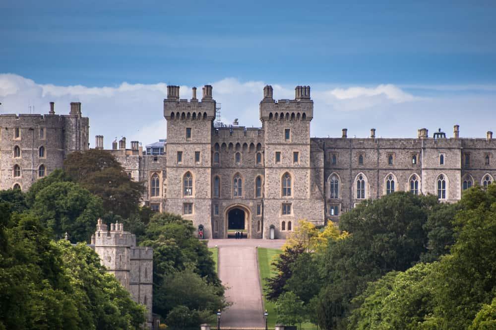 UK - England - Windsor - Windsor Royal Castle - Windsor UK