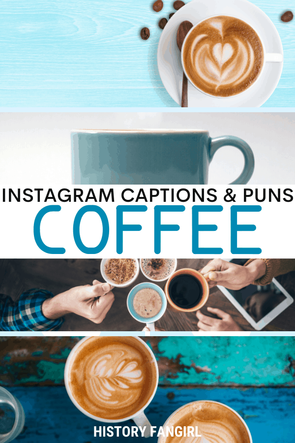 Jokes about Coffee Puns for Coffee Instagram Captions and Coffee WhatsApp Status