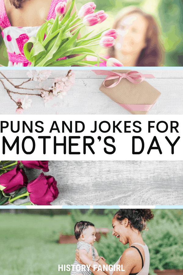 Jokes about Mother's Day Puns for Mother's Day Instagram Captions and WhatsApp Captions