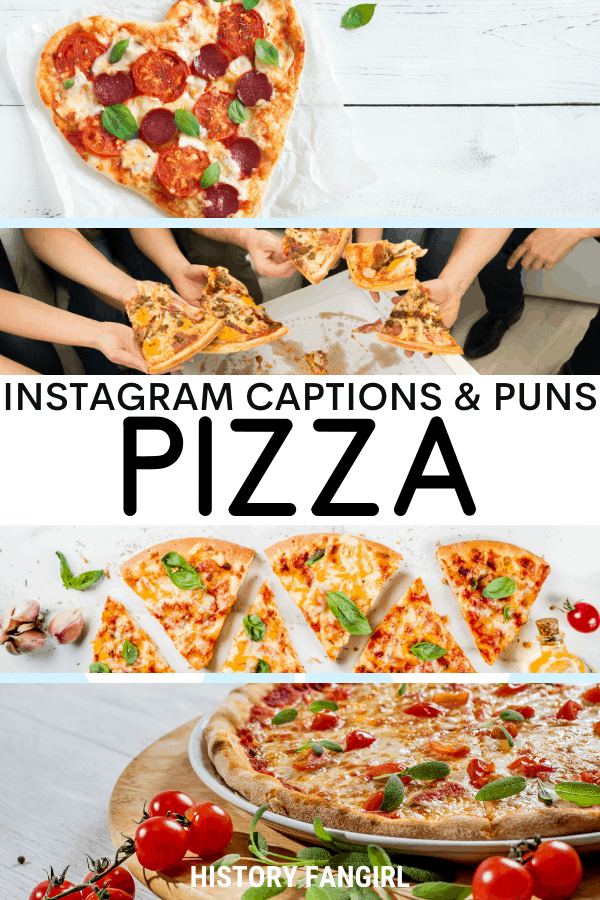 Jokes about Pizza Puns for Pizza Instagram Captions and Pizza WhatsApp Status