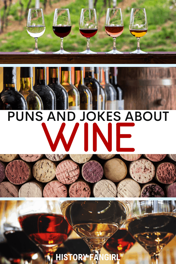 Jokes about Wine Puns for Wine Instagram Captions and Wine WhatsApp Status