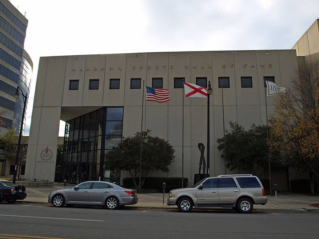 USA - Alabama - Birmingham - Alabama Sports Hall of Fame