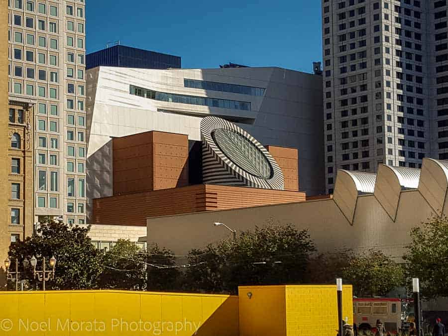 Moma San Fransisco - Best Art Museums in the US Collab