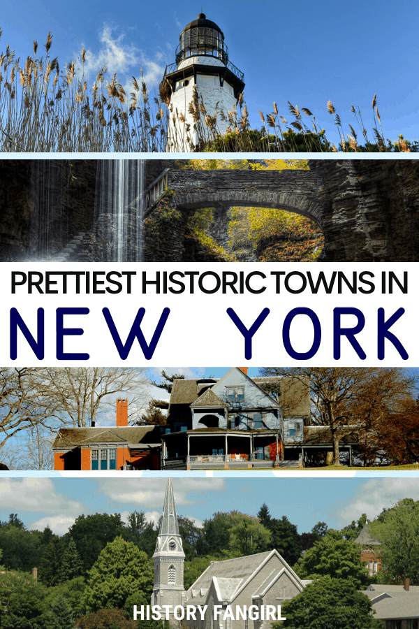 Best Historic Small Towns in New York-3