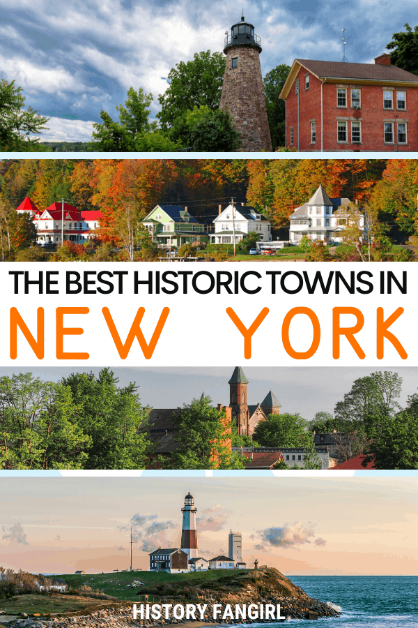 Best Historic Small Towns in New York