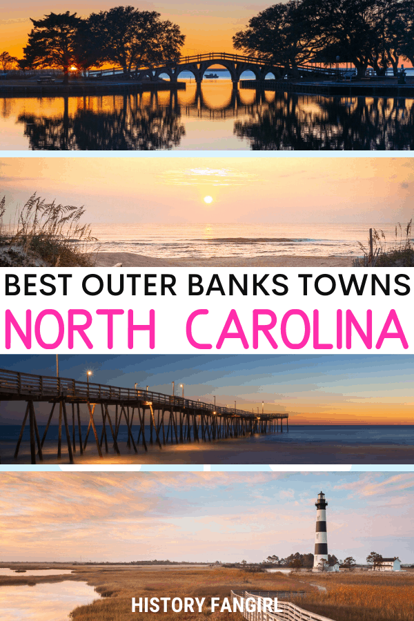 Best Outer Banks Towns