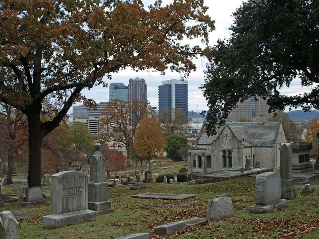 USA - Alabama - Birmingham - Oak Hill Cemetery