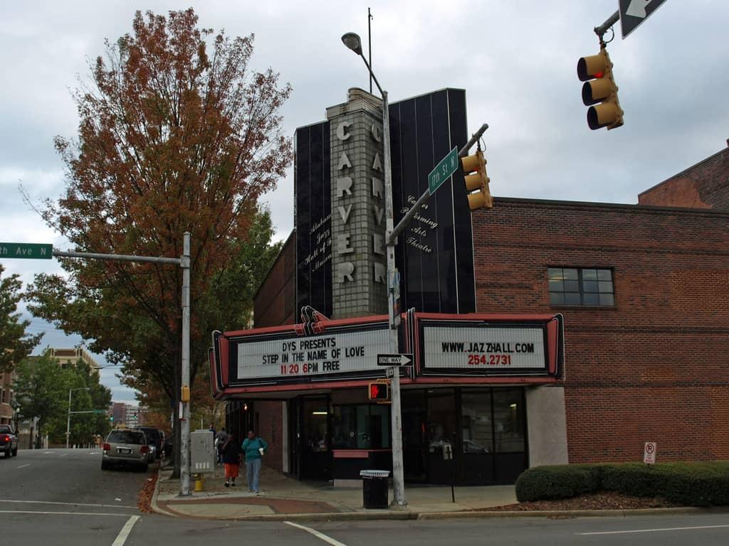 USA - Alabama - Carver Theatre