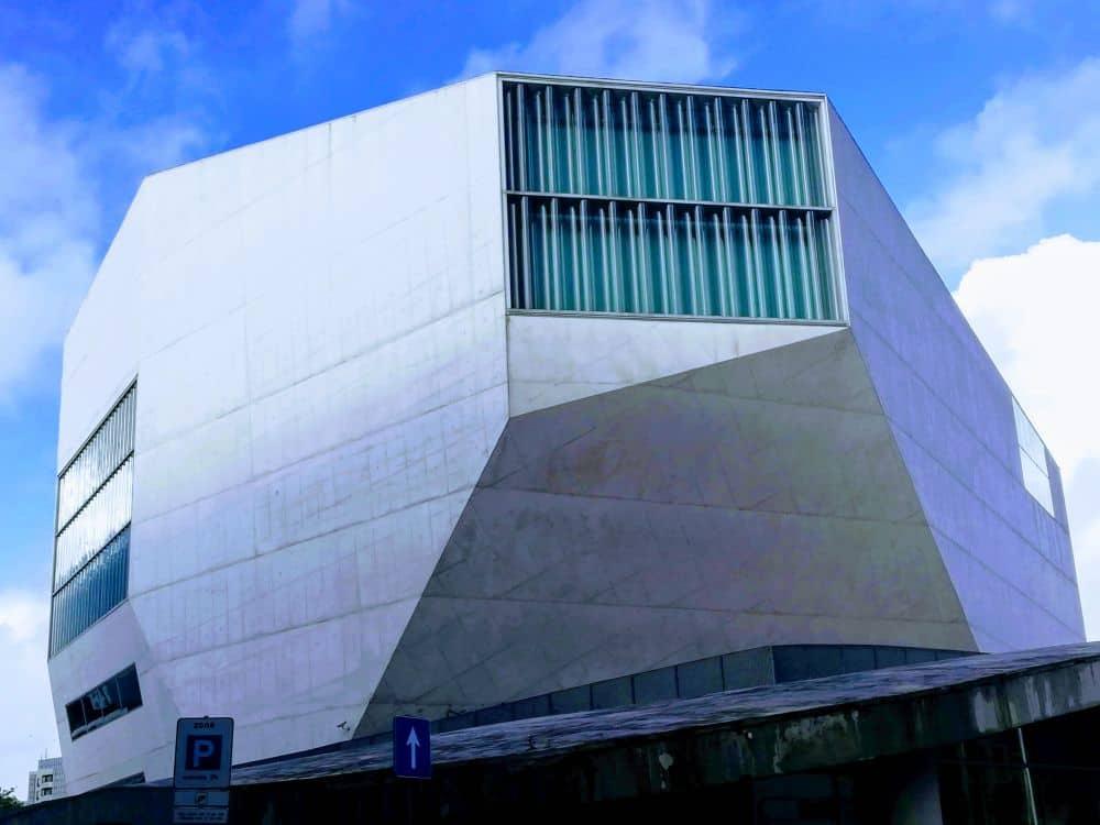 Casa da Música in Porto, Portugal