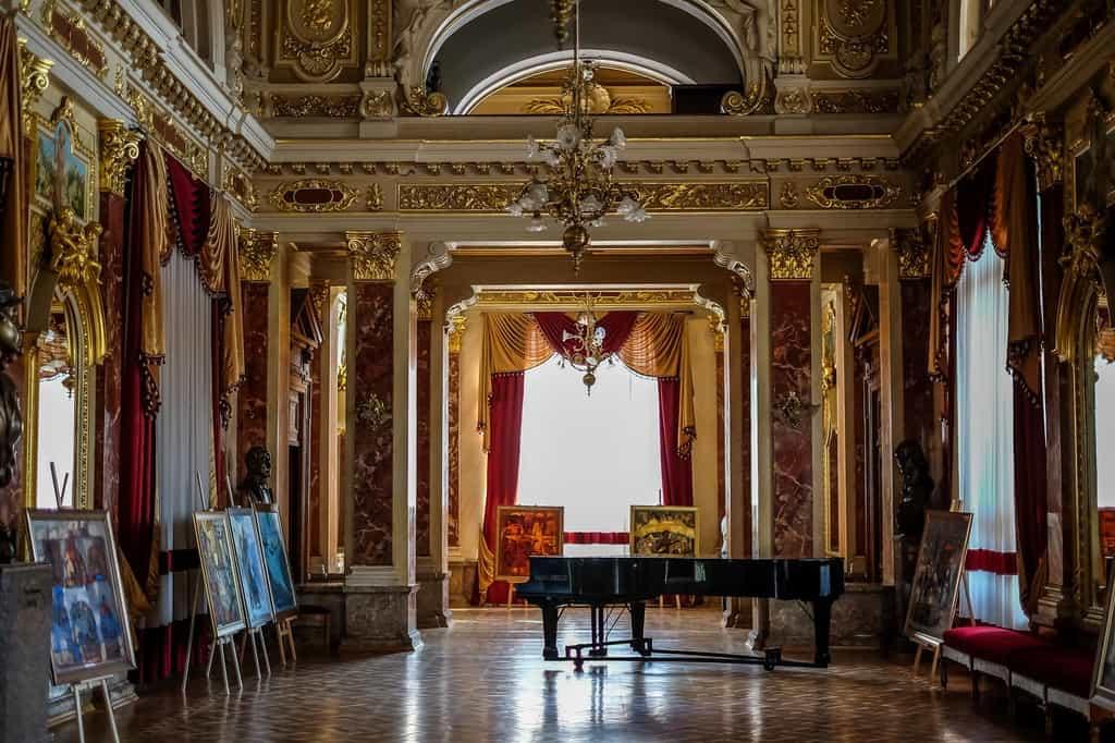 Ukraine - Lviv - Opera in Europe - Lviv Opera House