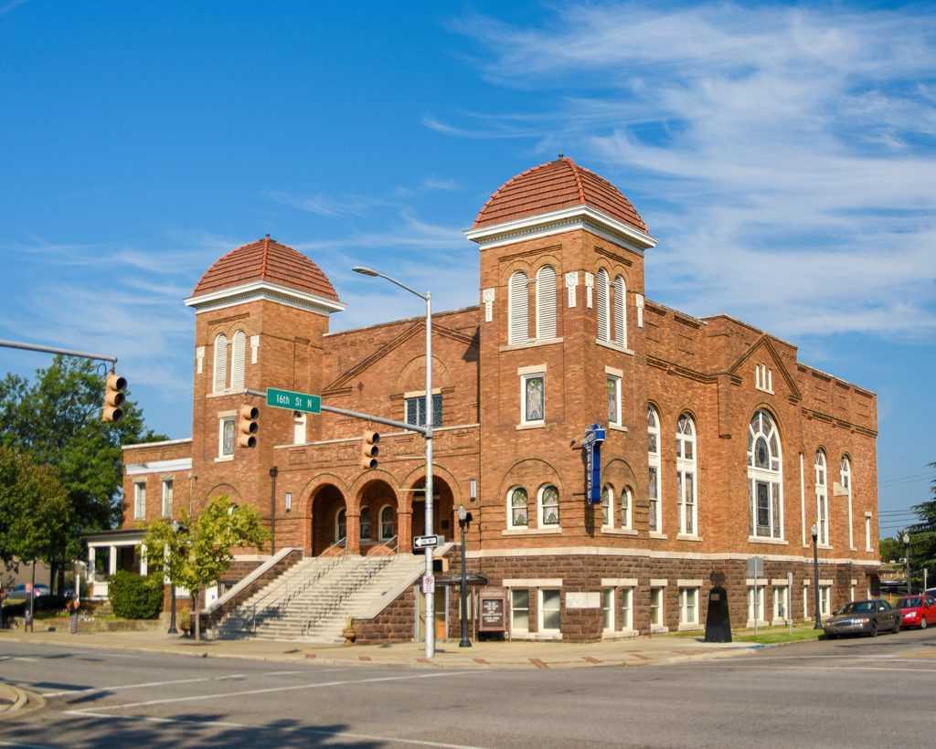 USA - Alabama - Birmingham - 16th Street Baptist Church