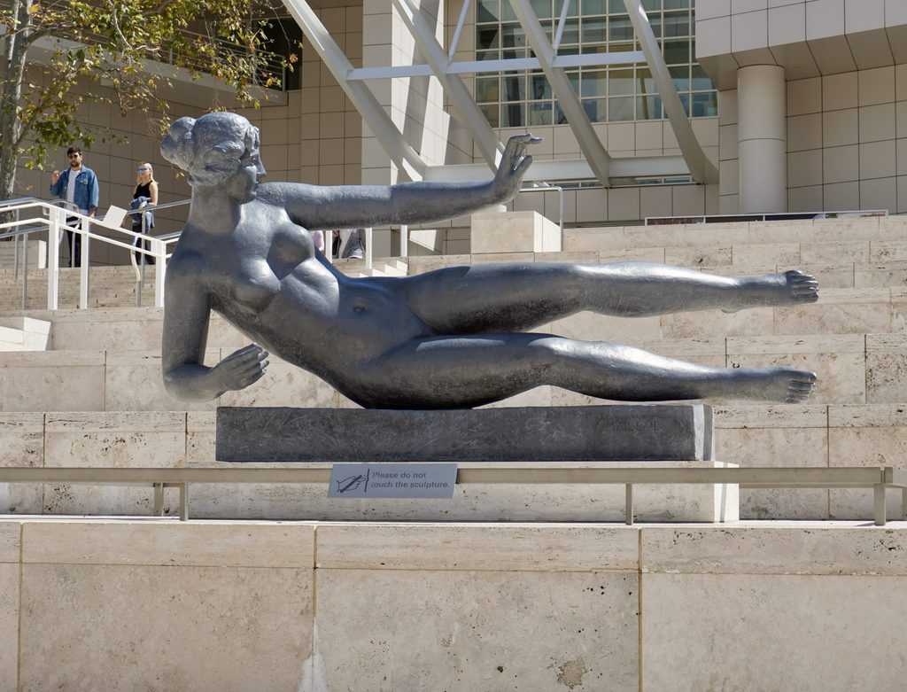 The Getty Center - American Art Museums