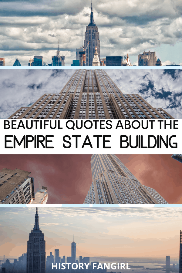 Empire State Building Quotes for Empire State Building Instagram Captions-3