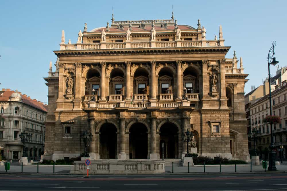 Hungary - Budapest - Best Opera Houses in Europe Collab