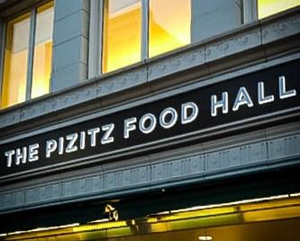 USA - Alabama - Birmingham - Pizitz Food Hall