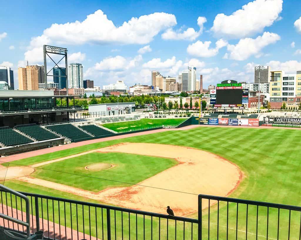 USA - Alabama - Birmingham - Region's Field