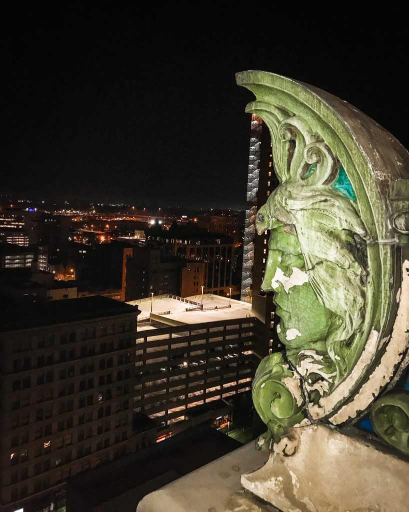 USA - Alabama - Birmingham - Elynton Hotel
