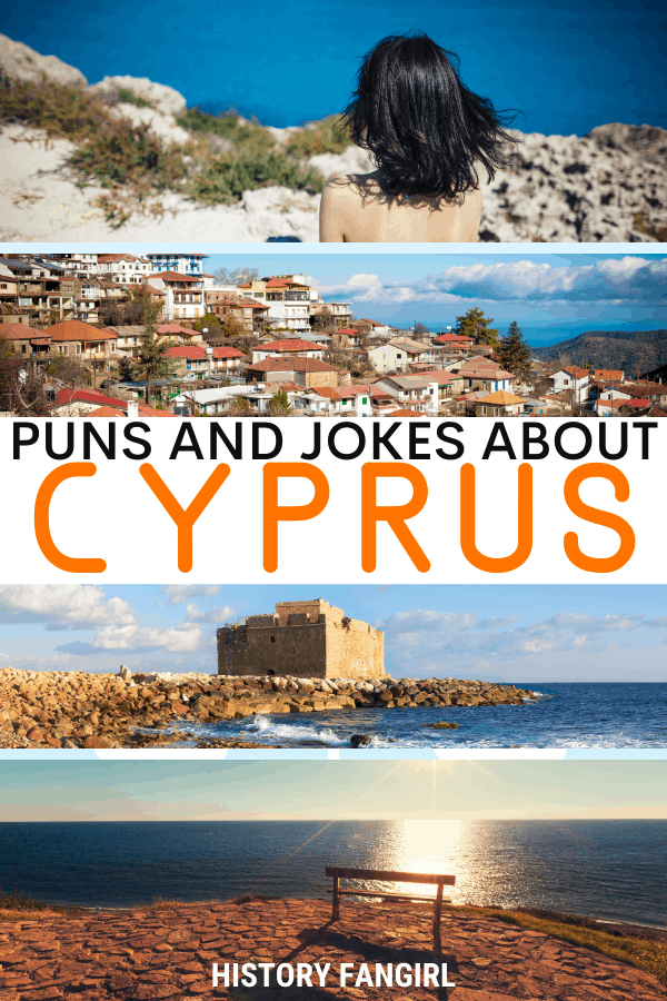 Jokes about Cyprus Puns for Cyprus Instagram Captions and Cyprus WhatsApp Status
