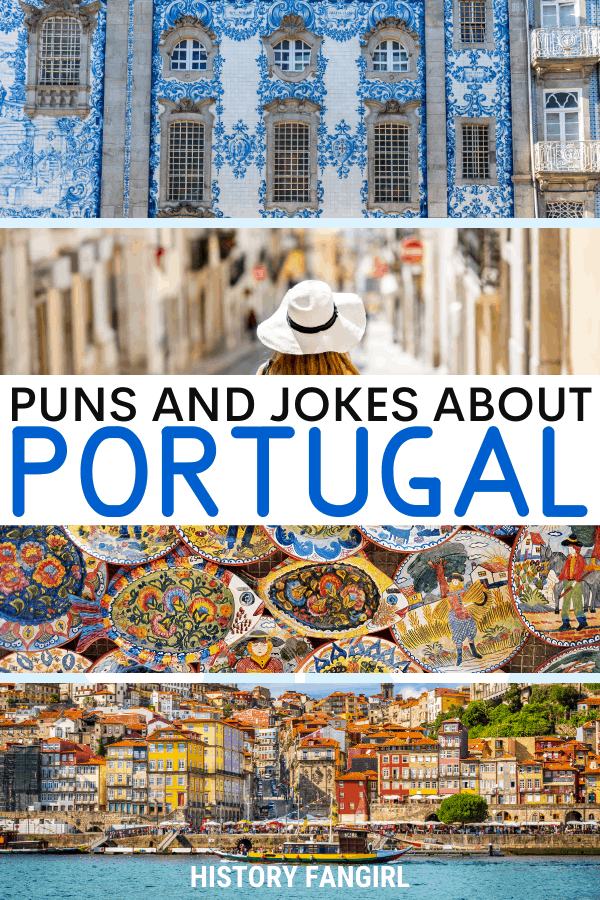 Jokes about Portugal Puns for Portugal Instagram Captions and Portugal WhatsApp Status
