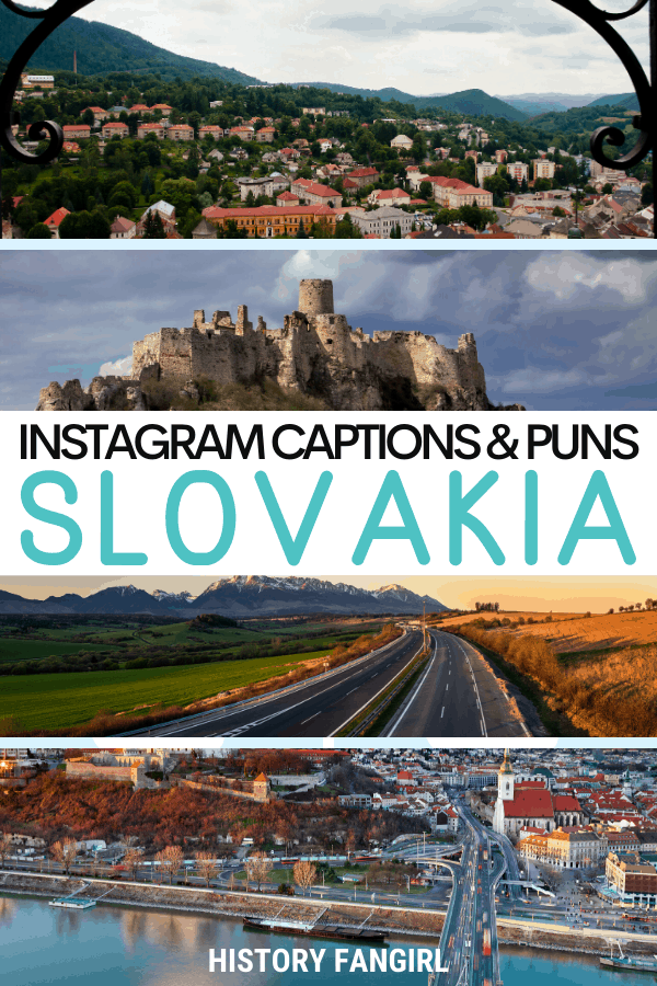 Jokes about Slovakia Puns for Slovakia Instagram Captions and Slovakia WhatsApp Status