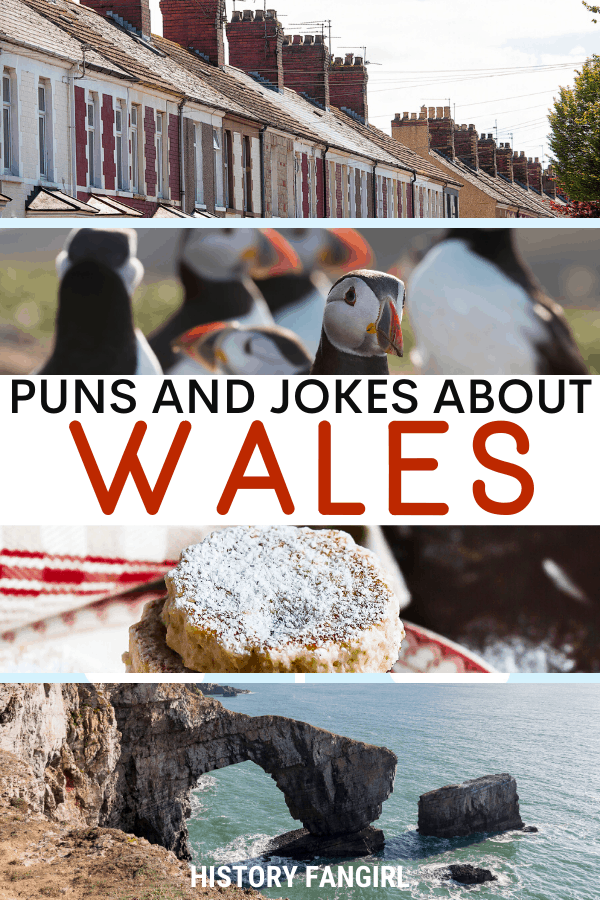 Jokes about Wales Puns for Wales Instagram Captions and Wales WhatsApp Status