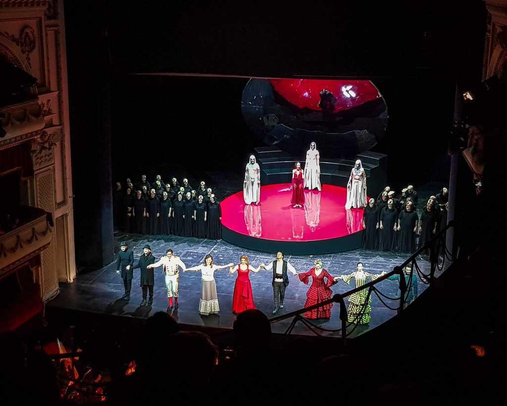 Bulgaria - Sofia - Opera