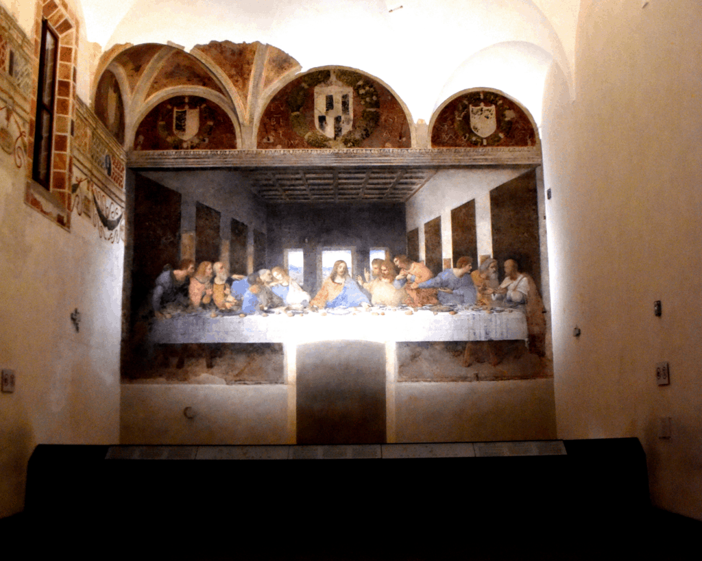 Last Supper Tour in Milan, Italy