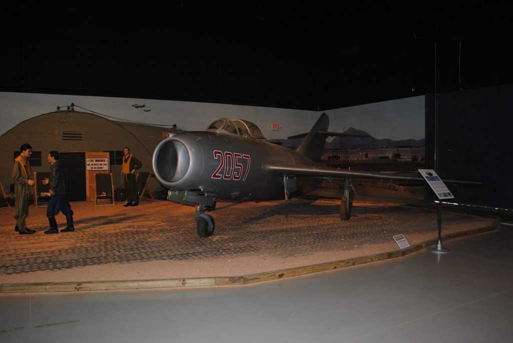 US - Alabama - Birmingham - Southern Museum of Flight