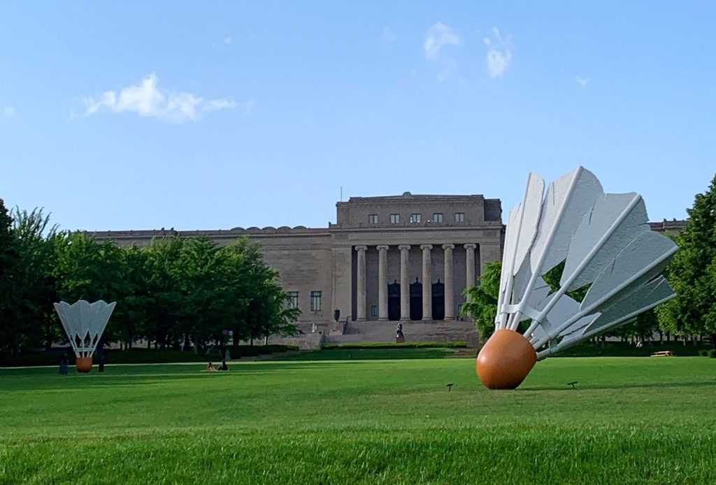 Nelson-Atkins Shuttlecocks - Museums in the US Collabs
