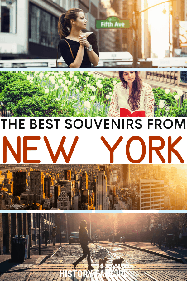 New York Souvenirs - What to Buy in New York