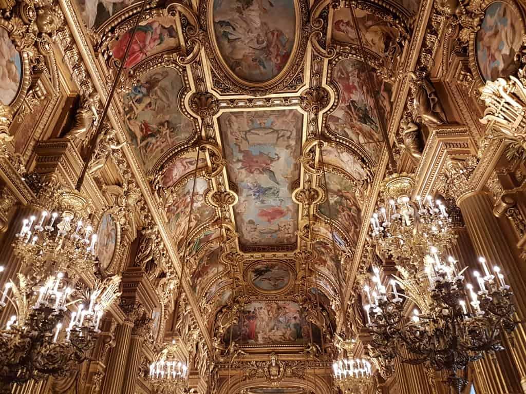 France - Paris - Opera Garnier - Best Opera Houses in Europe Collab