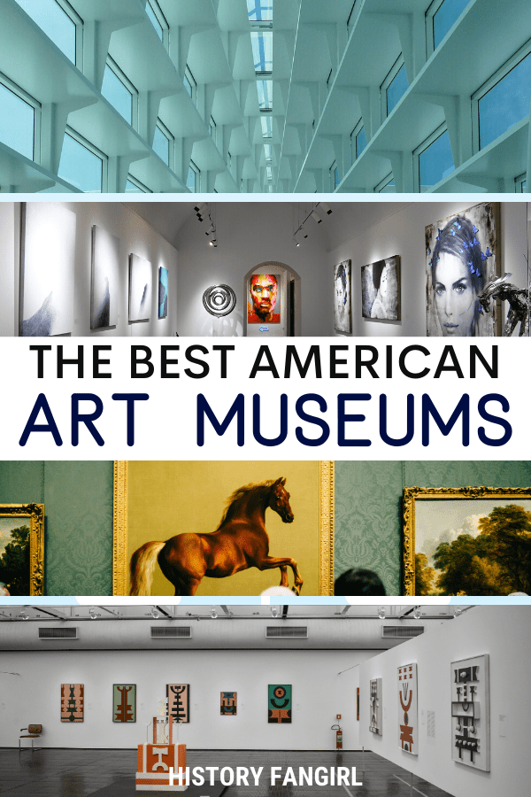 The Best American Art Museums