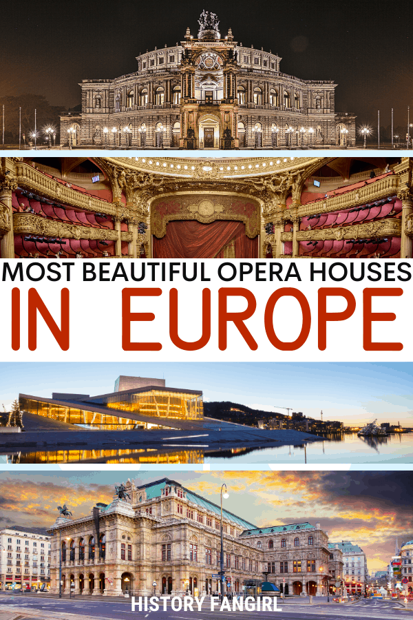 The Best Opera Houses in Europe