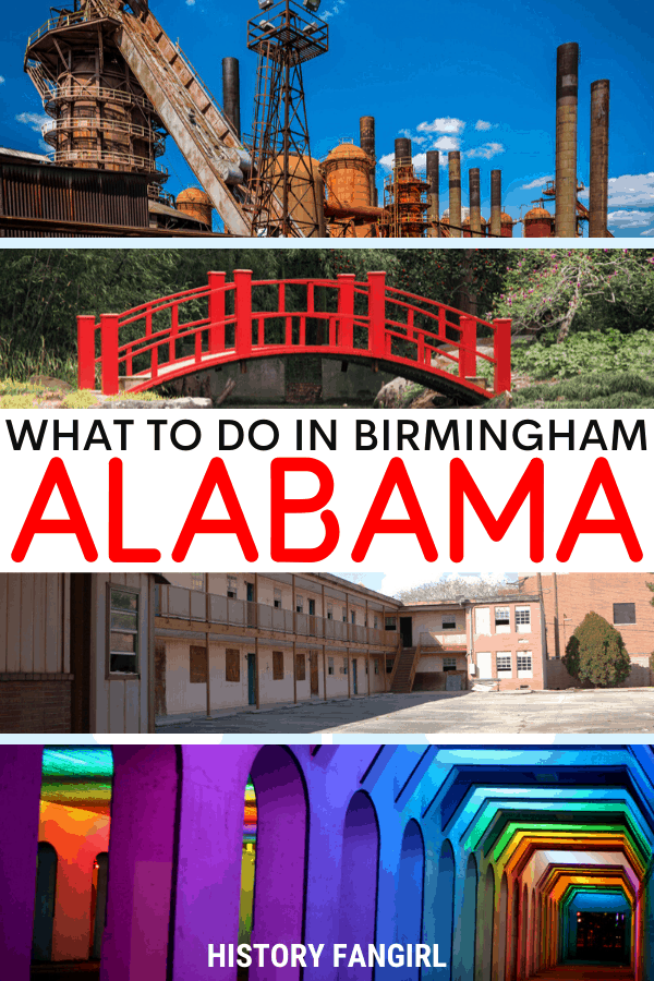 Things to Do in Historic Birmingham, Alabama
