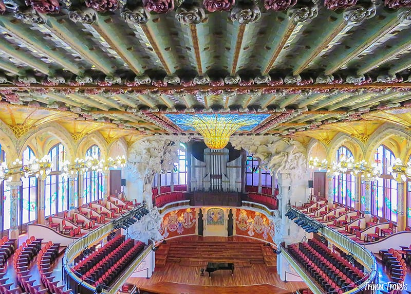 Spain - Barcelona - Opera House - Best Euroepan Opera Collab