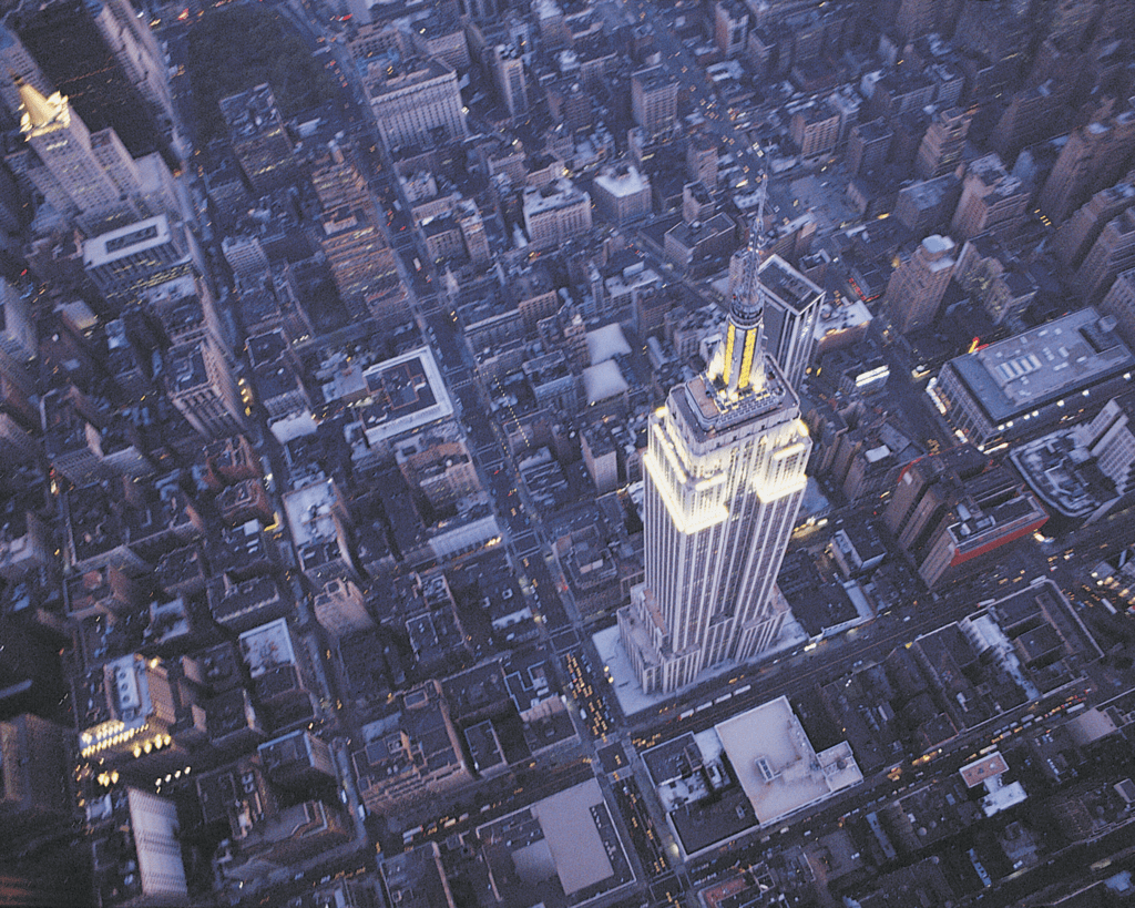 United States - New York - New York City - Empire State Building