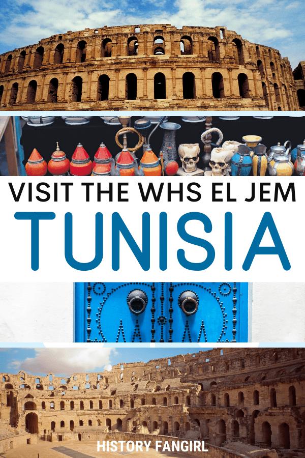 How to Visit El Jem, Tunisia