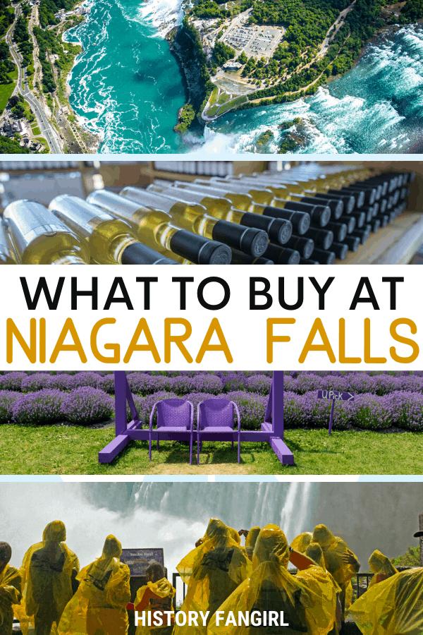 What to Buy at Niagara Falls Souvenirs and Gifts