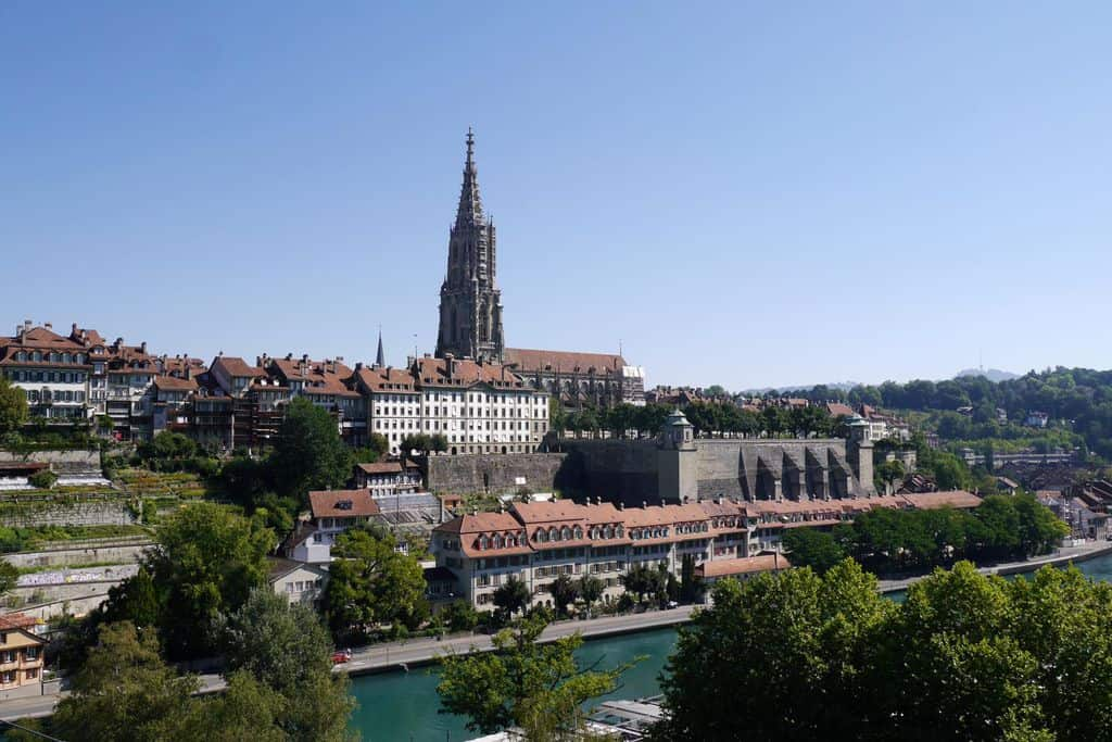 One Day in Bern Itinerary - Berne Cathedral