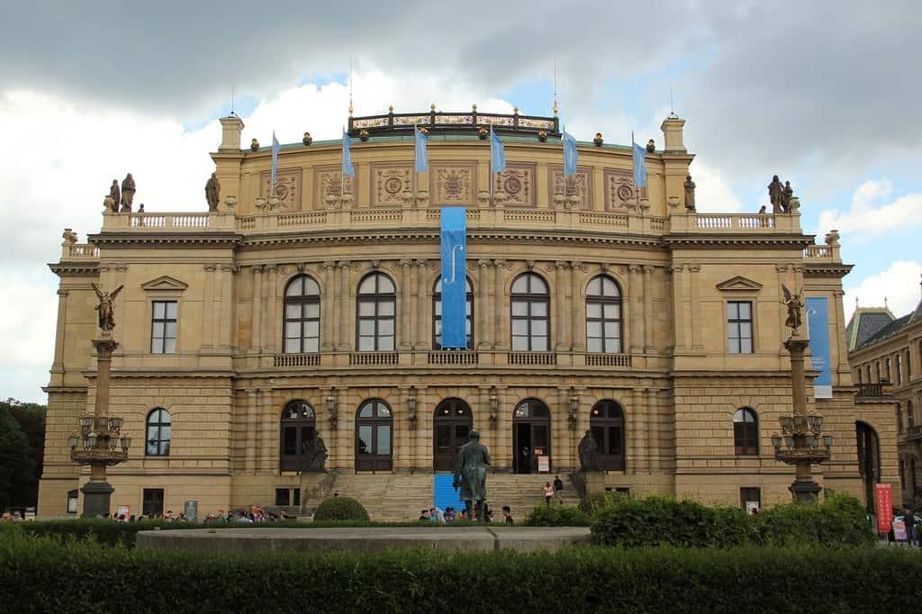 Czech Republic - Prague - Stani Opera Praha - European Opera
