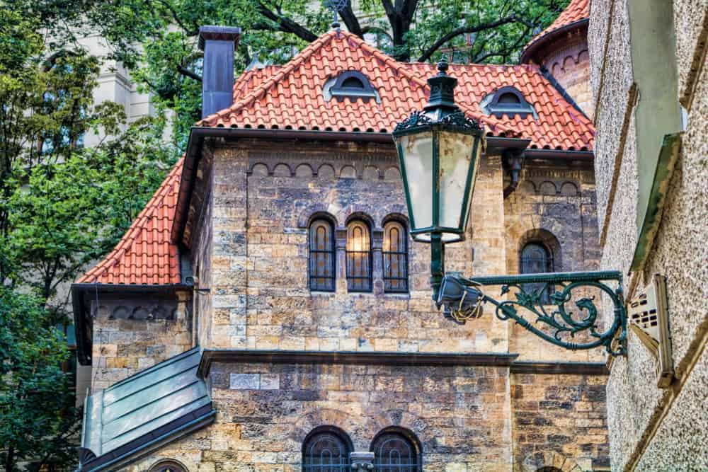 Prague, Klausen Synagogue